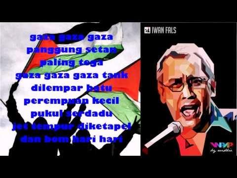Iwan Fals - Palestina