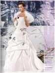 vestido novia miss paris 2012