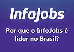 O site de emprego lider no Brasil.