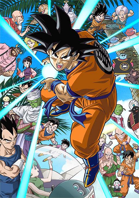El Regreso De Goku Y Sus Amigos