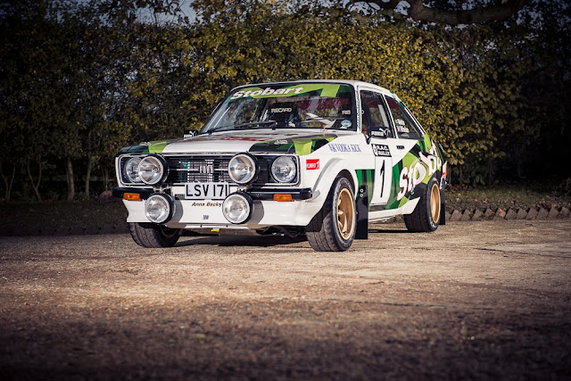 Jimmy McRae's Escort Mk2 RS1800