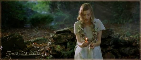 Sous les lilas