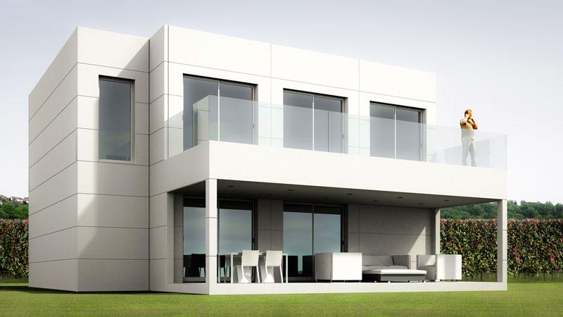 Aplihorsa modular la nueva arquitectura modular en - Vivienda modular hormigon ...