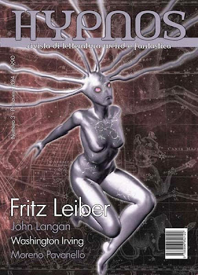 Hypnos. Vol. 3, Primavera 2014, copertina