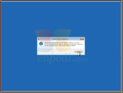 enpedi 15 33 50 Windows 8 Sistem Geri Yükleme Nasıl Yapılır