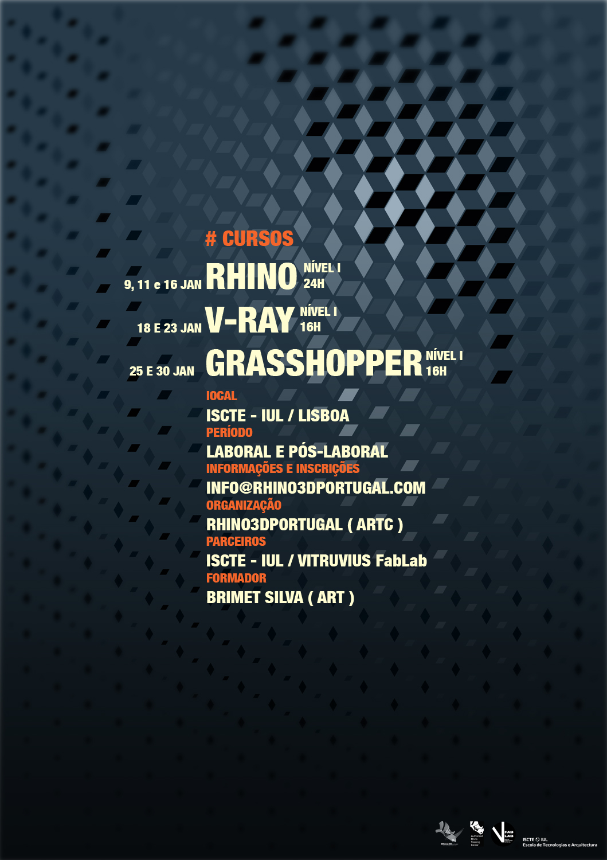 Q De Rhino Cursos Rhino - Vray