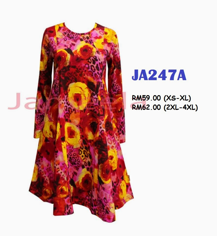 T-shirt-Muslimah-Jameela-JA247A