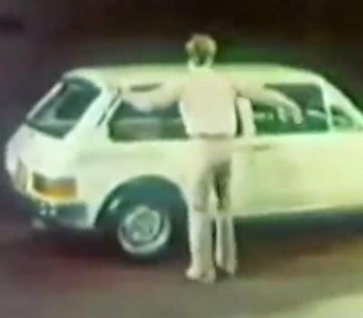 Propaganda da Brasília Volkswagen logo após seu lançamento, nos anos 70.
