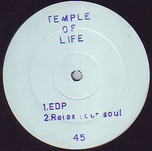 Temple Of Life / EDP