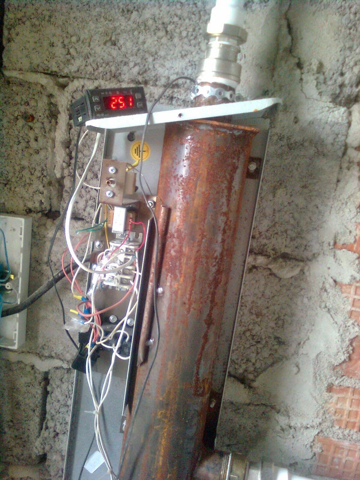 электрокотел эпмв 6 электрическая схема