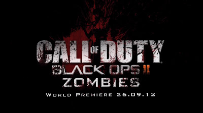 Call Of Duty: Black Ops II - Zombies Logo - We Know Gamers