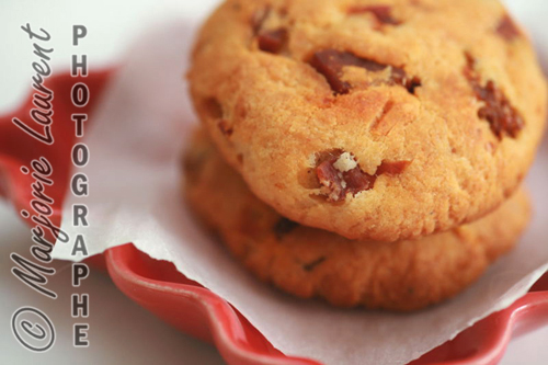 marjorie et la biscuiterie cookies sal s au chorizo et aux tomates s ch es. Black Bedroom Furniture Sets. Home Design Ideas