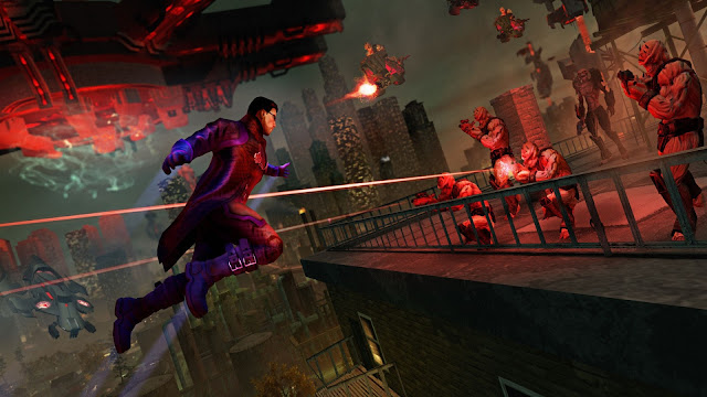 Saints Row 4 Full Tek Link İndir + Torrent