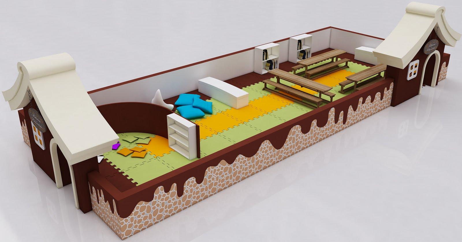 Henrique designer fabrica de chocolate - Fabrica de stands ...