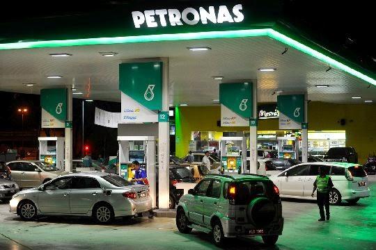 harga minyak malaysia
