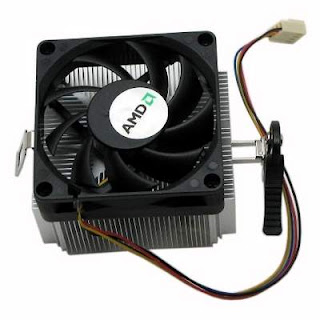 AMD Athlon II X3 450 Rana 3.2GHz  cooling fan