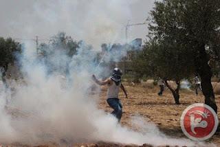 Palestinos são atacados por exército israelense