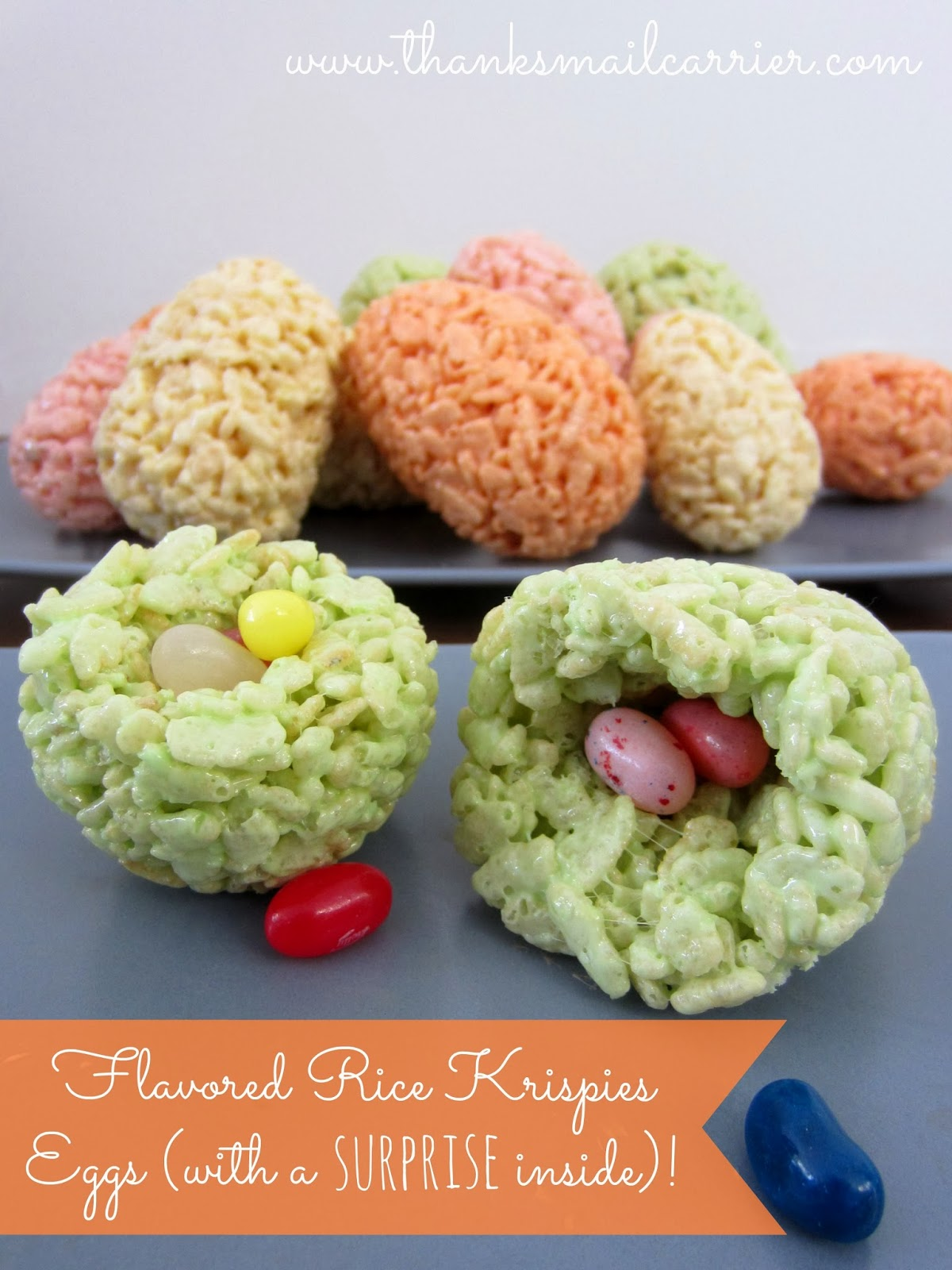rice krispy eggs