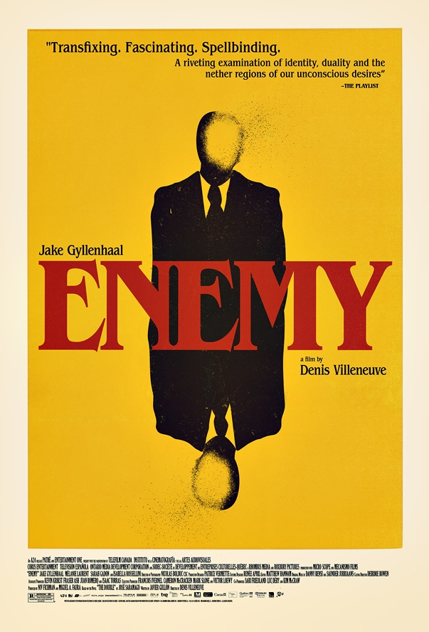 Enemy póster