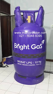 Balon BRIGHT GAS