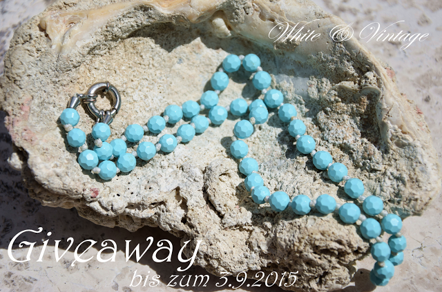 Giveaway bei Christine,White & Vintage