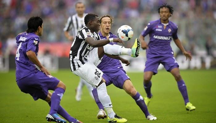 Fiorentina vs Juventus en vivo