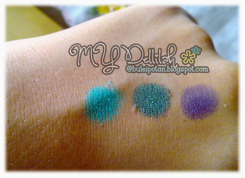 Swach Sleek Eye Dust - Eyeshadow dalam POT