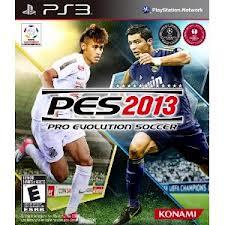 Game bóng đá Pes 2013 Java cho điện thoại