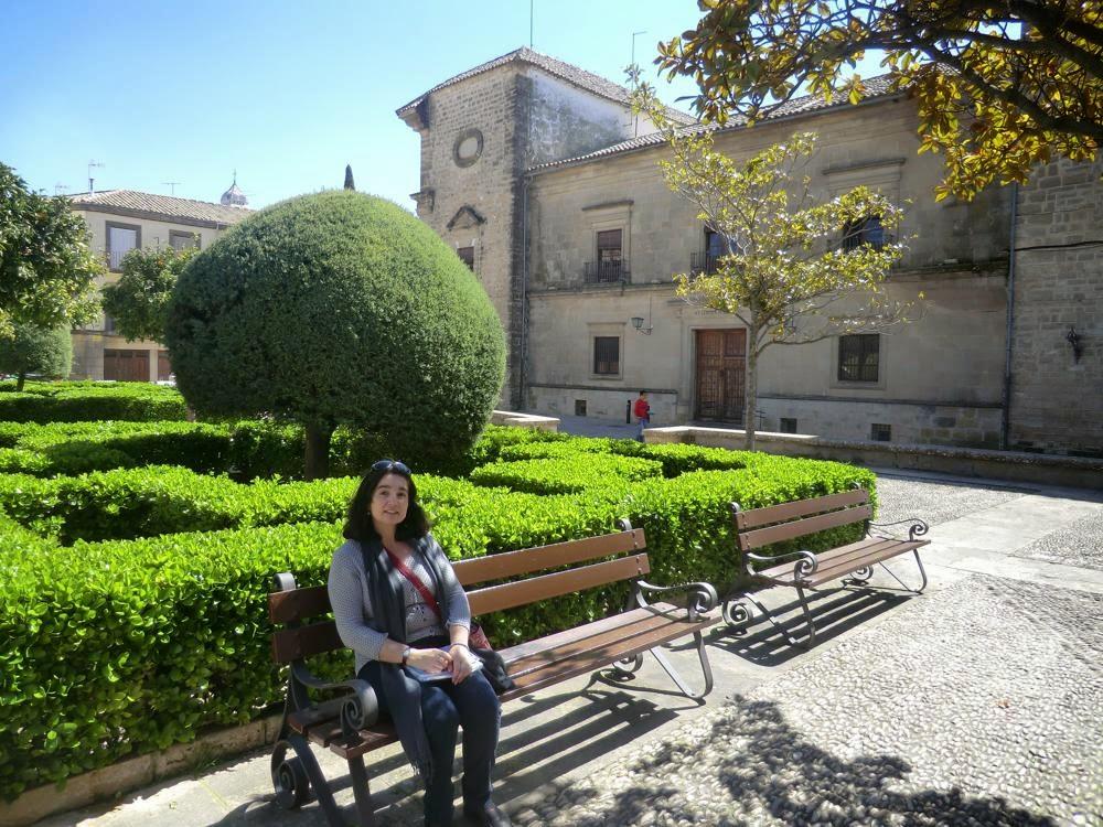 ubeda plaza ayuntamiento