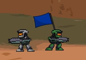 Bayrak Kapmaca Oyunu