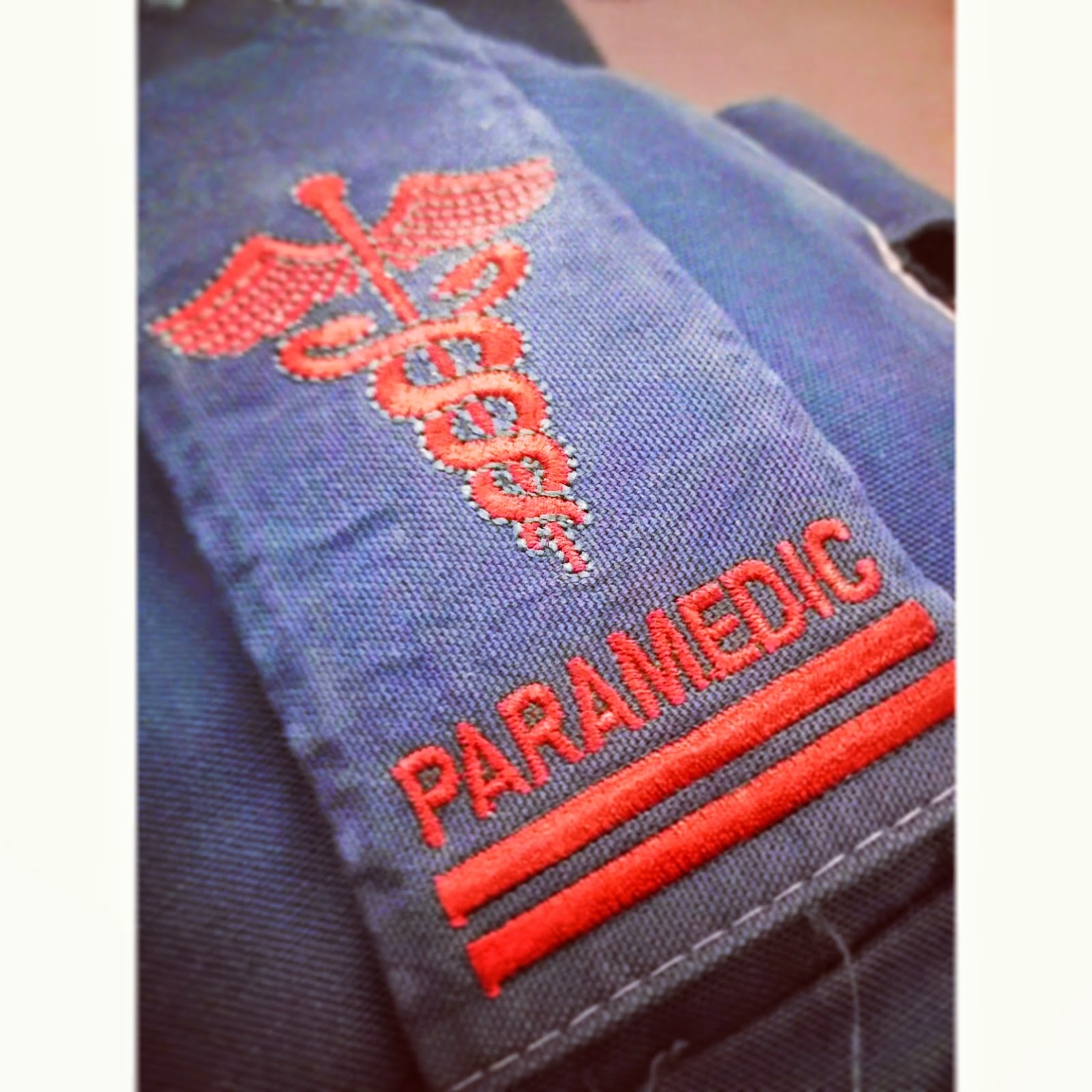 As a Paramedic I am often told 'I could never do your job.' Jus like any other occupation, I have good days and bad days. In this job however the bad days are horrendous but the good days are what keeps me coming back for more.