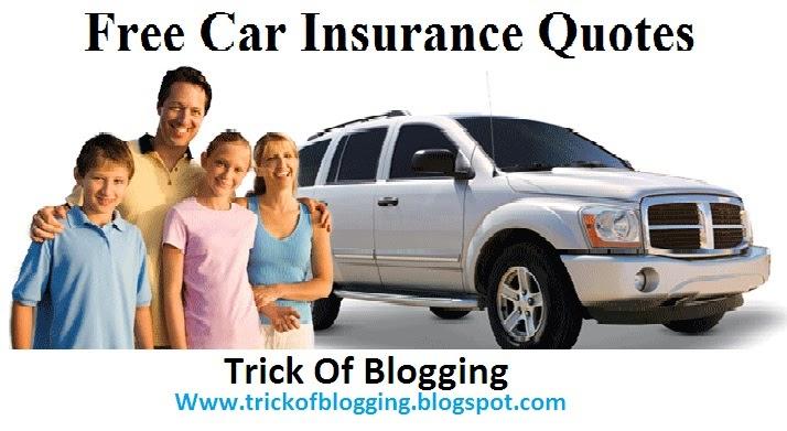 Vehicle car insurance