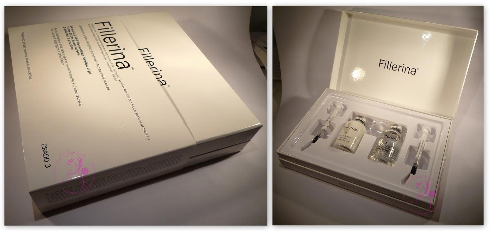 LABO - Fillerina Viso Grado 3 - Packaging