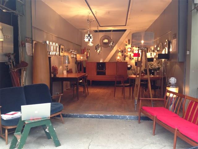 Boutiques Rue Paul Bert St Ouen