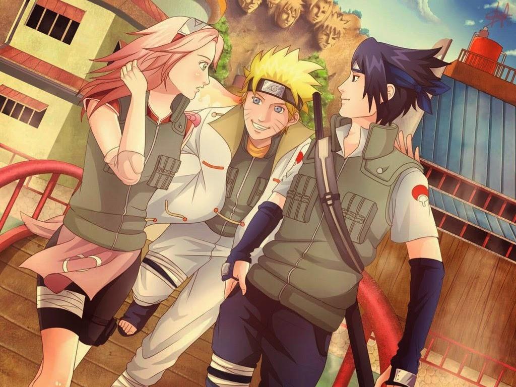 Kumpulan Foto Lucu Naruto Dan Sasuke Kantor Meme