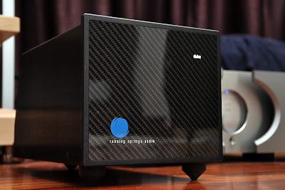 Running Springs Audio's Duke Power Conditioner