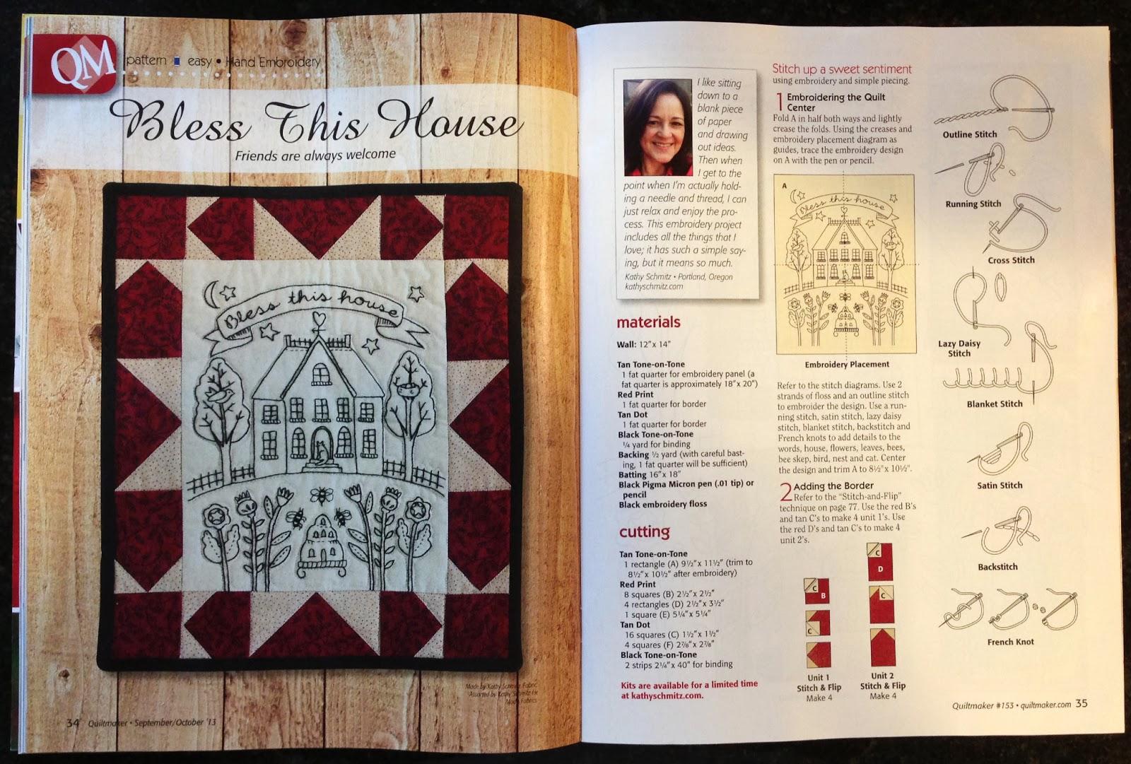 Quiltmaker Magazine Sept/Oct 2009 No.129