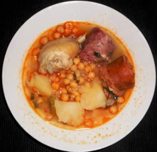 cocido,receta,legumbres