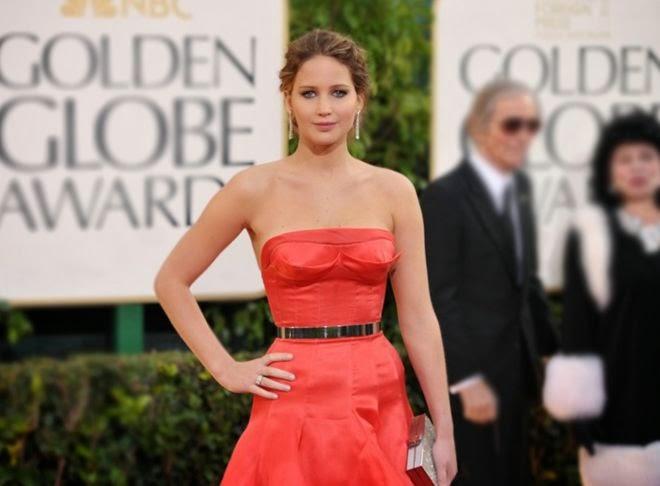 Jennifer Lawrence nude photos Scandal