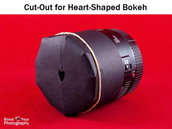 how to make shaped bokeh