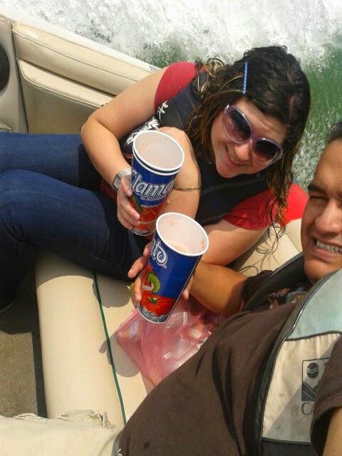 Valle de Bravo: paseo en el lago