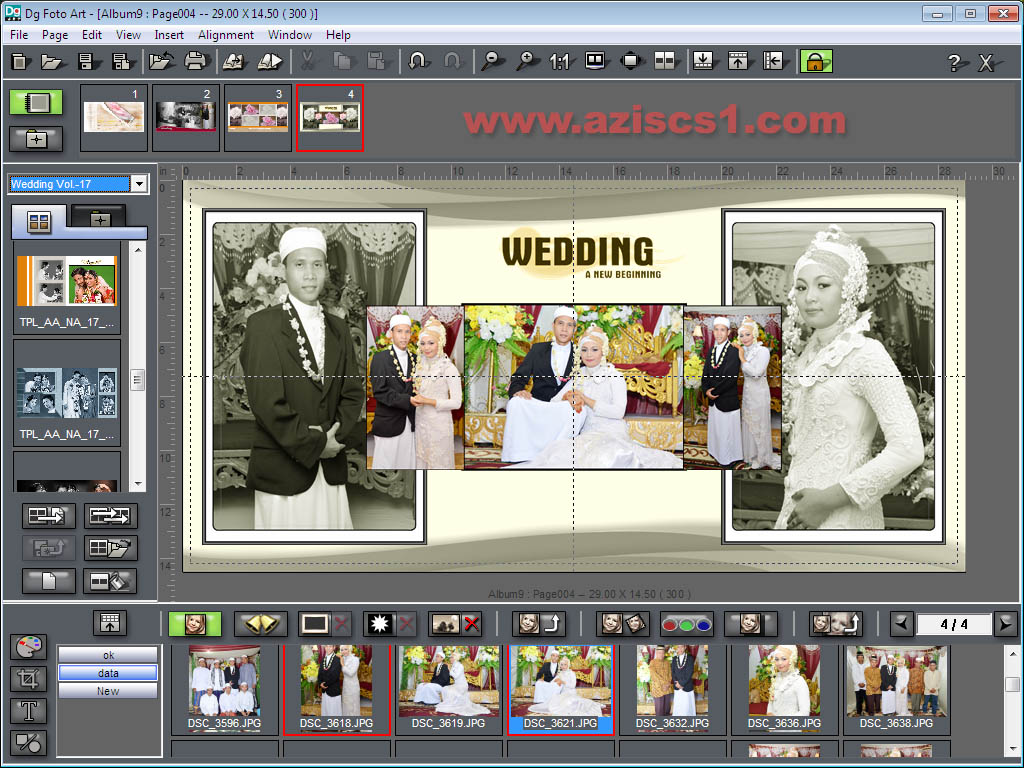 Software pembuat album foto digital 43
