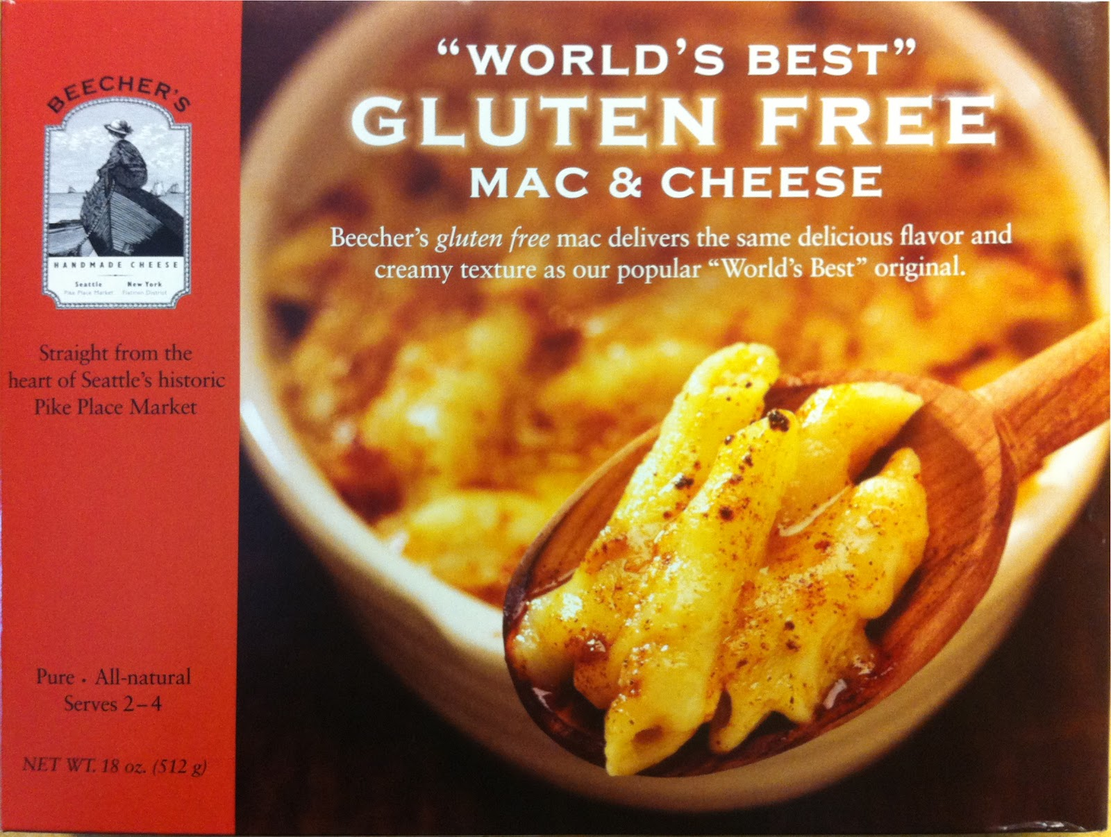 Beecher's Gluten Free Mac & Cheese | the carne diem