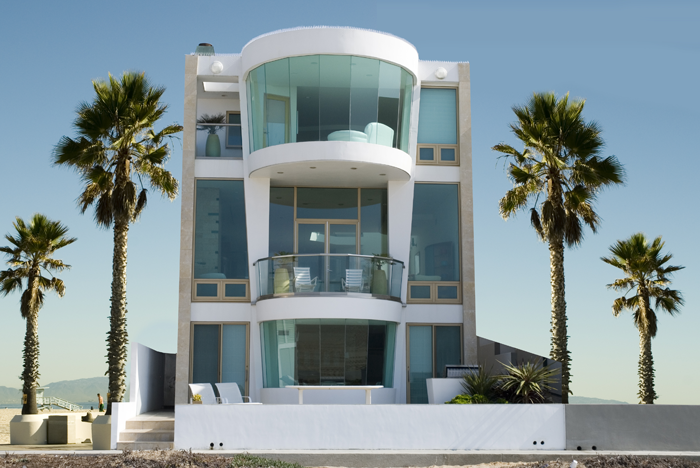 New home designs latest modern homes designs front views for Beach front house designs