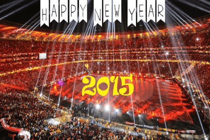 Top Class New Year Fireworks 2015 – Latest Wishing Pictures
