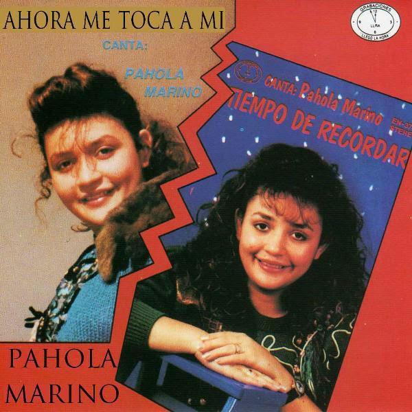 Pahola Marino-Tiempo De Recordar & Ahora Me Toca a Mi-