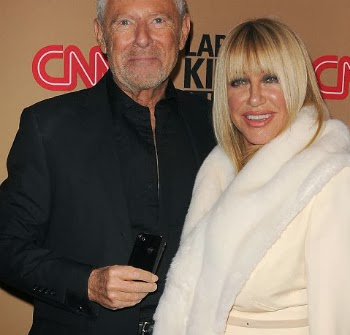 Image of Suzanne Sommers with her husband Alan Hamel
