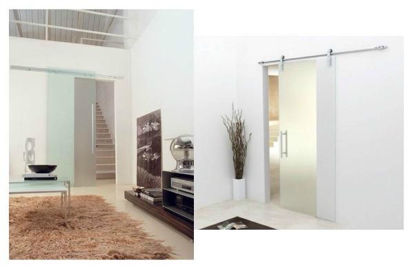 Innhogar puertas correderas tipo granero para interiores Como colocar puertas correderas