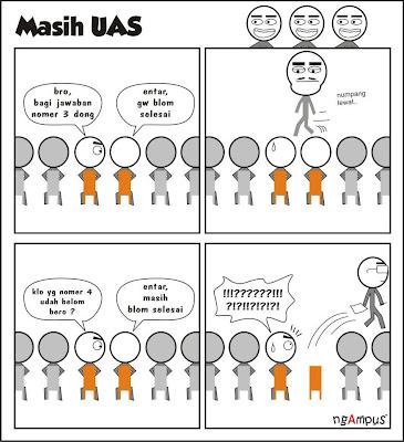 The True of Mahasiswa