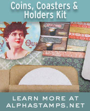 May Alpha Stamps Kit